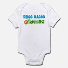 Drag Racer in Training Infant Bodysuit