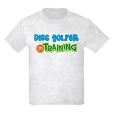 Disc Golfer in Training T-Shirt