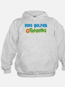 Disc Golfer in Training Hoodie