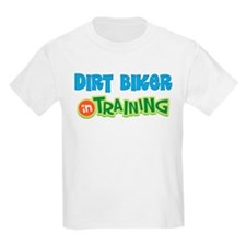 Dirt Biker in Training T-Shirt