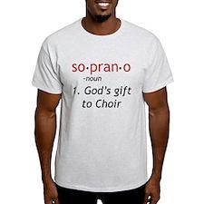 Soprano Definition T-Shirt