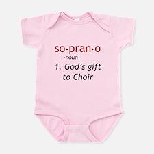 Soprano Definition Infant Bodysuit