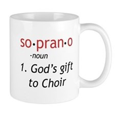 Soprano Definition Mug