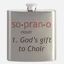 Soprano Definition Flask