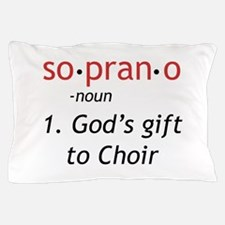 Soprano Definition Pillow Case
