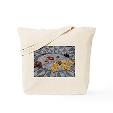 Imagine Strawberry Fields NYC Tote Bag