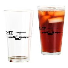 C-17 Globemaster III Drinking Glass