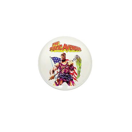 Toxic Avenger Mini Button