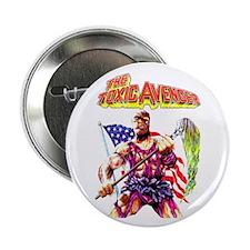 Toxic Avenger Button