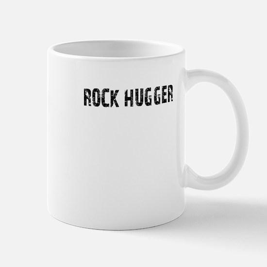 Rock hugger. Motorcycle Mug