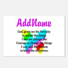 SERENITY PRAYER Postcards (Package of 8)