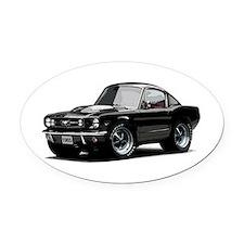 abyAmericanMuscleCar_65_mstg_Xmas_Black Oval Car M