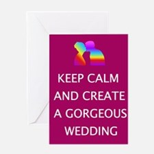 Gorgeous Wedding Greeting Cards