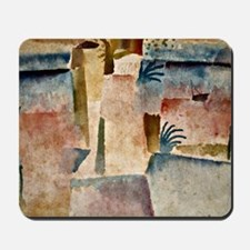 View Towards the Port of Hammamet - Paul Mousepad