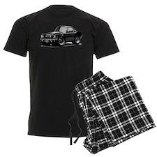 abyAmericanMuscleCar_65_mstg_Xmas_Black Pajamas