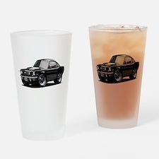 abyAmericanMuscleCar_65_mstg_Xmas_Black Drinking G
