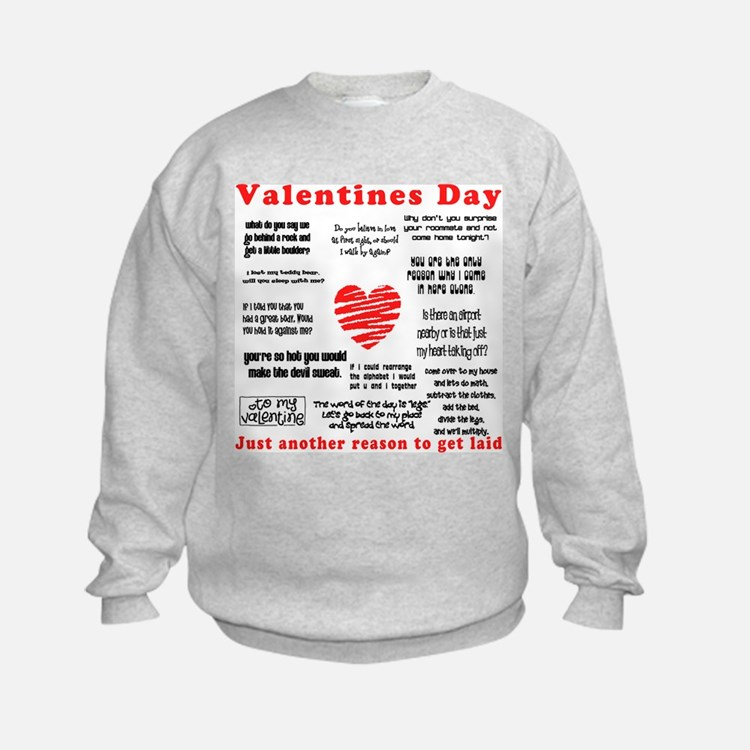 ANTI-VALENTINES DAY Sweatshirt