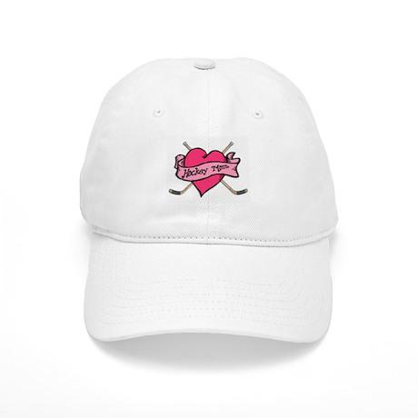 Hockey Valentine for Mom Cap