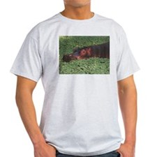 hippopotamus, T-Shirt