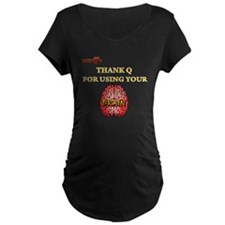 Lucky7's Thank you for usin T-Shirt