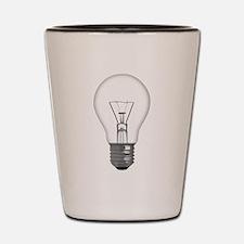 Light Bulb Shot Glass