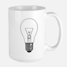 Light Bulb Mugs