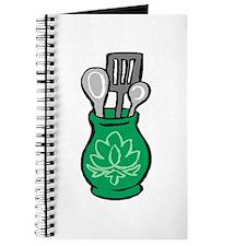 Kitchen Utensils Journal