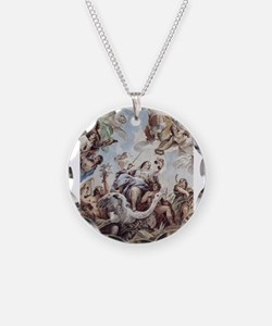 The Scales of Justice Necklace