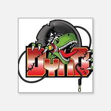Logo for DJ Dyno Sticker