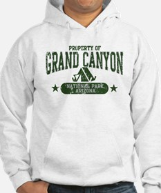 Grand Canyon Nat Park Tent Hoodie
