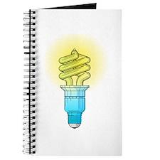 Fluorescent Light Bulb Journal