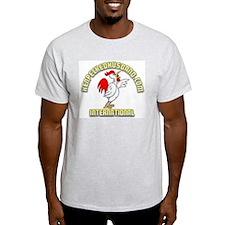 HenPeckedHusband.com Ash Grey T-Shirt