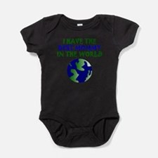 Best Mommy In The World Baby Bodysuit