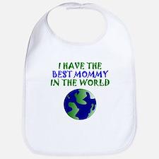 Best Mommy In The World Bib
