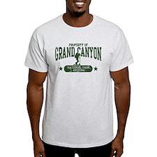 Grnd Cnyn Nat Pk Hiker Girl T-Shirt