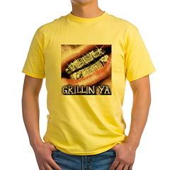 DIRTY SOUTH Yellow T-Shirt