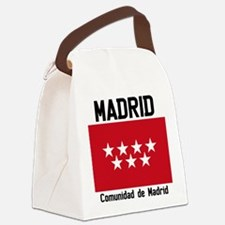 Community of Madrid Canvas Lunch Bag