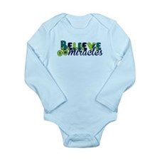 Believe in Miracles Body Suit