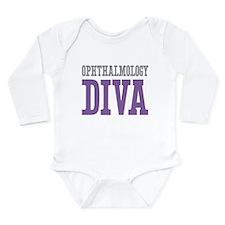 Ophthalmology DIVA Long Sleeve Infant Bodysuit