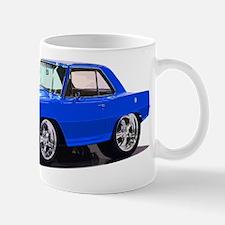 BabyAmericanMuscleCar_66_Nov_Blue Mugs
