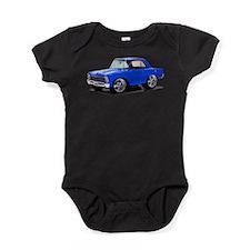 BabyAmericanMuscleCar_66_Nov_Blue Baby Bodysuit