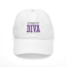 Optometry DIVA Baseball Cap