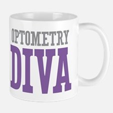 Optometry DIVA Mug
