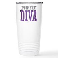 Optometry DIVA Travel Mug