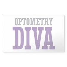 Optometry DIVA Decal