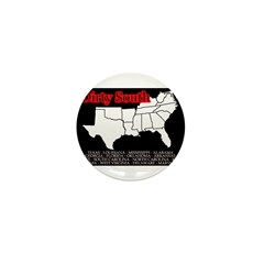 DIRTY SOUTH Mini Button (10 pack)