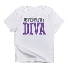 Osteopathy DIVA Infant T-Shirt
