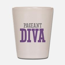 Pageant DIVA Shot Glass