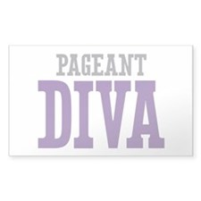 Pageant DIVA Decal