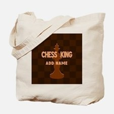 King of Chess Tote Bag